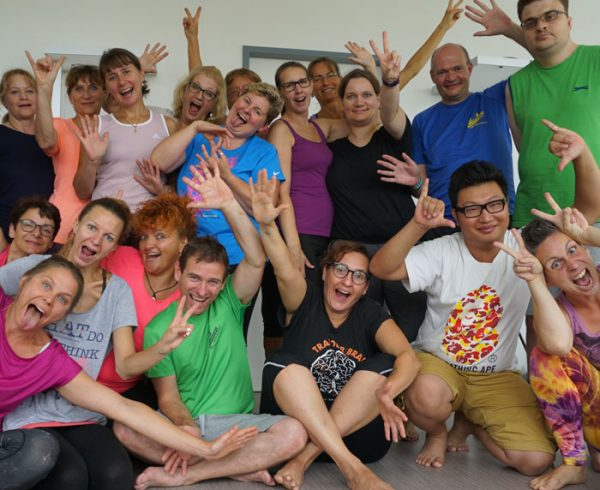 Yoga Workshop Gebärdensprache Wien