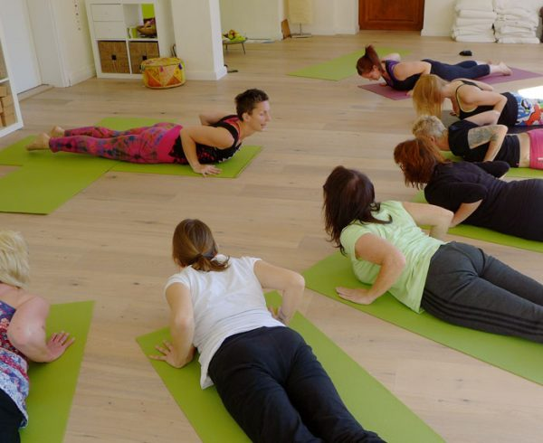 Yoga Workshop in Gebärdensprache